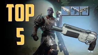 Destiny 2 : Diese 5 Blaue Waffen sind besser als Legendäre