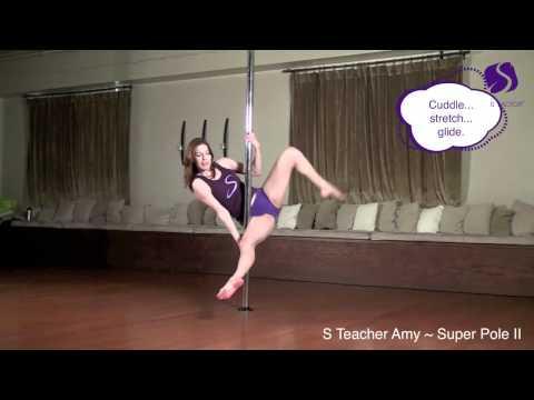 Pole Dancing at Sheila Kelley S Factor Super Pole ll