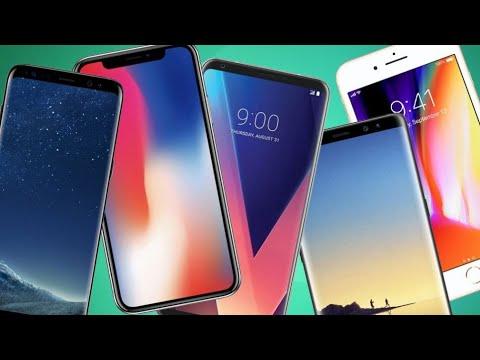 "Top 5 Upcoming Smartphones 2017 ""iPhone 8--Symetium--Nokia C1--Samsung Galaxy S8 Edge--Project Ara"""