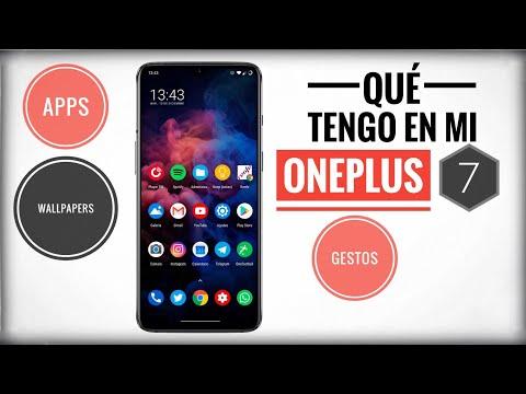 Qué tengo en mi OnePlus 7 | Apps, Wallpapers y Gestos