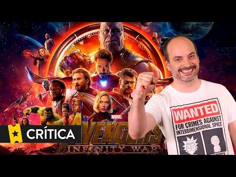 Crítica 'Vengadores: Infinity War' (Sin Spoilers)