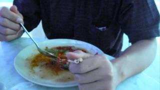 Bunga Rampai TiVi 850 Makan di Koufu  Mall Artha Gading bag 4 2010