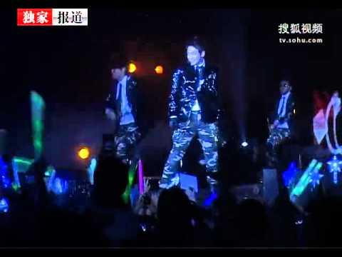 [Rain (Bi) News]11-05-26 Rain @ News_The Best Concert in Shanghai
