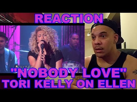 Tori Kelly Performs 'Nobody Love' REACTION