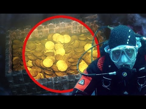 7 Largest HIDDEN TREASURES Ever Discovered