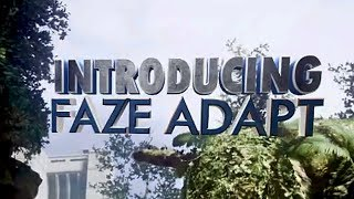 Introducing FaZe Adapt by FaZe Ninja