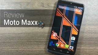 Review: Moto Maxx | Tudocelular.com