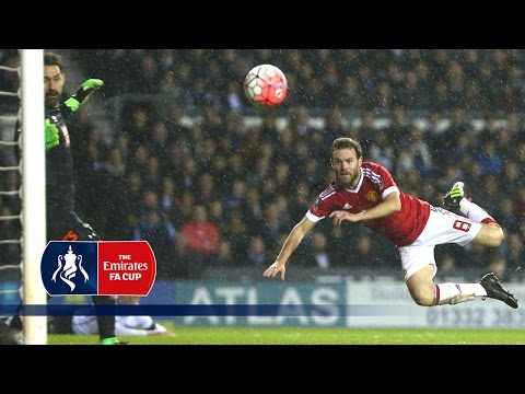 Derby 1-3 Man Utd - Emirates FA Cup 2015/16 (R4) | Goals & Highlights