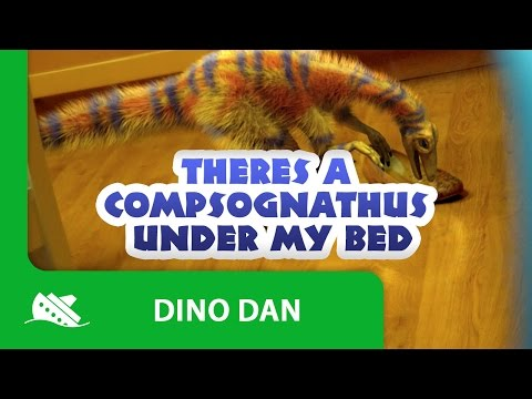 Dino Dan: Theres a Compsognathus Under My Bed - Episode Promo