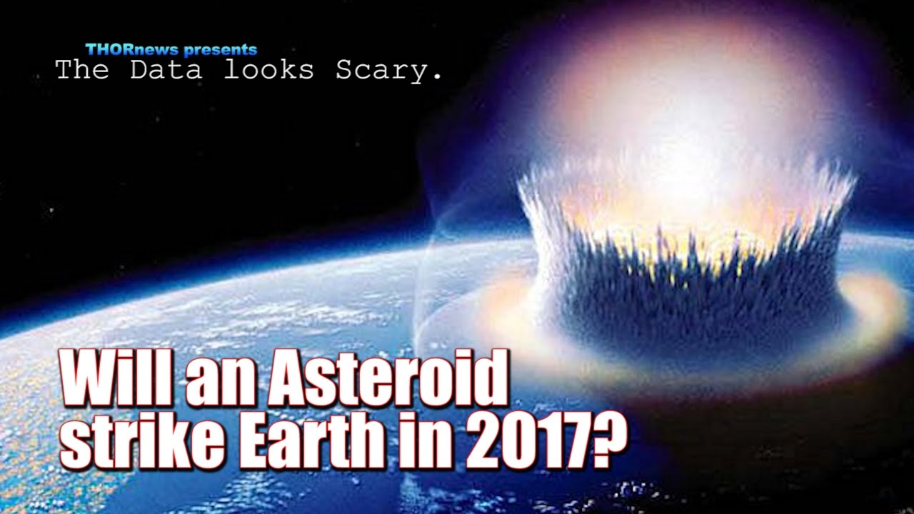 if it where it would fly by earth asteroid hit hit - photo #14