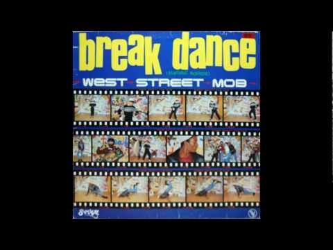 West Street Mob - Junior Carter -  Break Dance Electric Boogie (Sugar Hill Remixed)