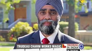 WION Gravitas: Canadian PM Justin Trudeau assures a ' United India'