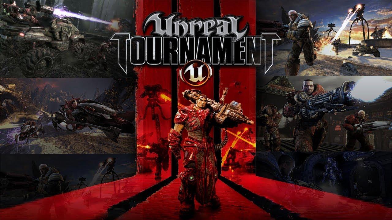 Unreal Tournament 3 - Ending (Final Mission)