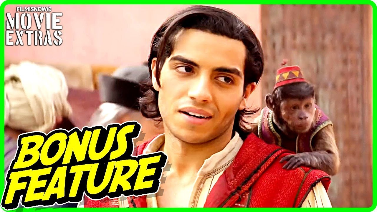 ALADDIN | World of Aladdin Featurette