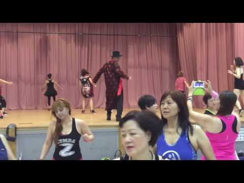 Zumba Oriental / Chinese – Dancing With Lucky