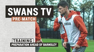 Training ahead of Barnsley | Pre-Match