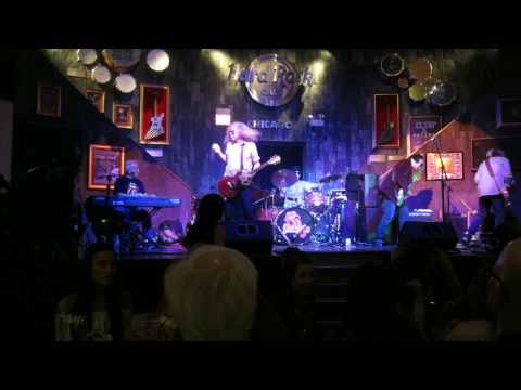 Brown Sugar   Hot Rocks Band   Chicago   Rolling Stones Tribute   Hard Rock Cafe 2017 04 15