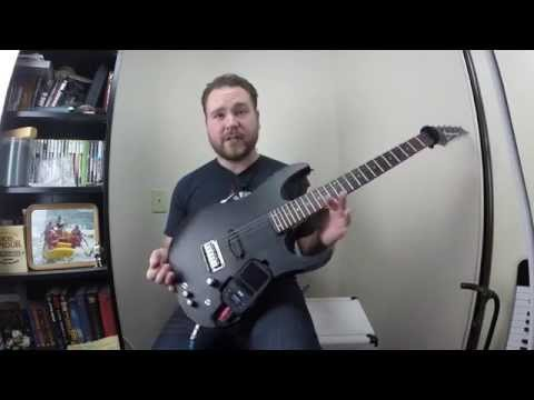 Ibanez RGKP6 w/Kaoss Pad - Review | GEAR GODS