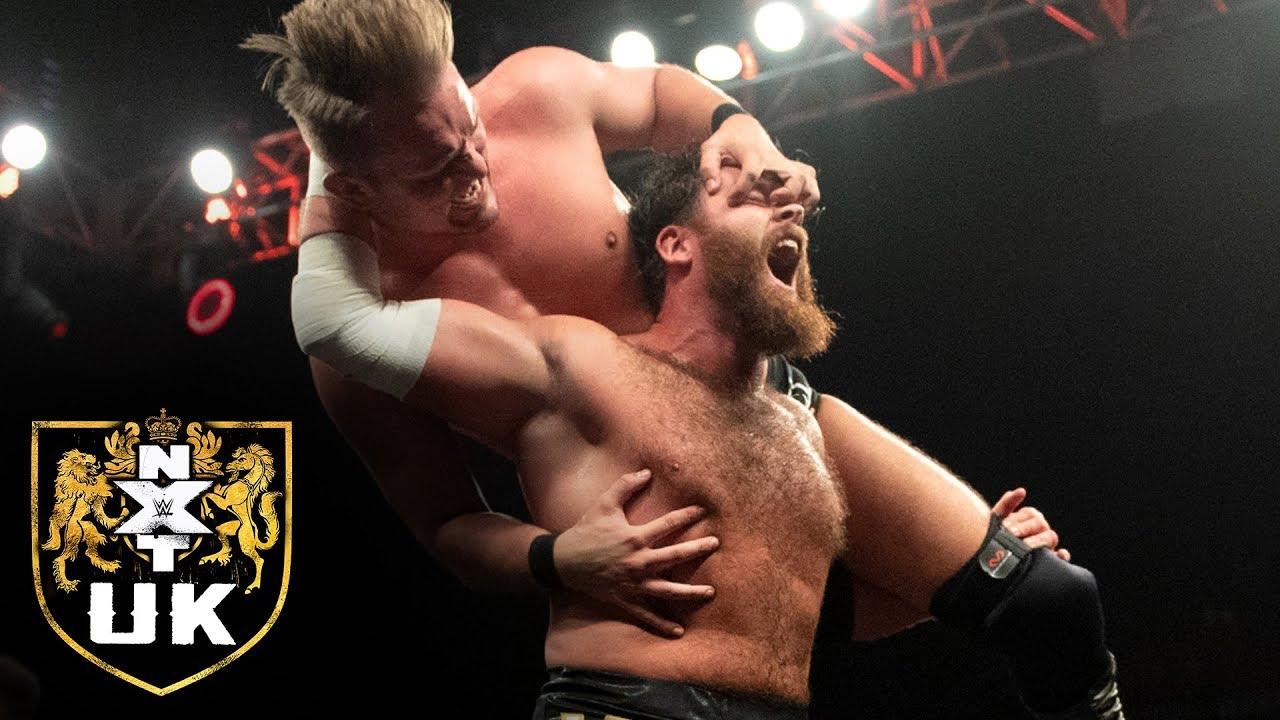 NXT UK Tag Team Titles Match and more: NXT UK highlights, Dec. 12, 2019