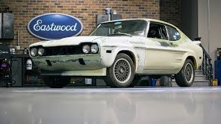 1973 Ford Capri Lunch Time  Restoration
