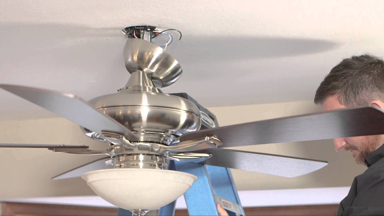 Wiring Ceiling Fan Without Remote