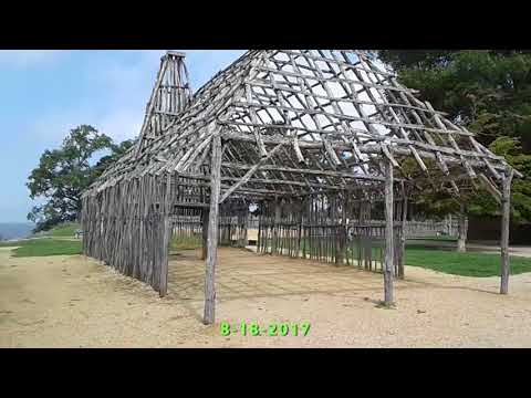 Jamestown Settlement Day 6 ep 2 |  Last Day 8-18-2017