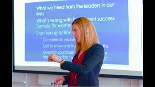 Jenn Farrer Women in Leadership short