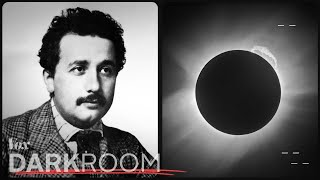 The eclipse photo that made Einstein famous