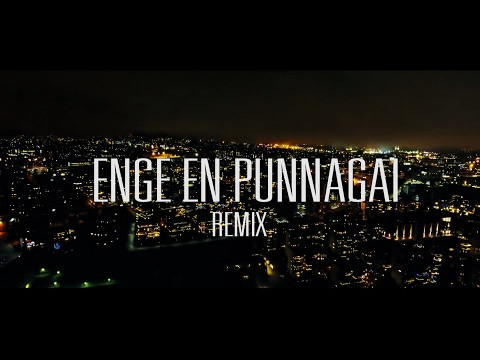 Enge En Punnagai Remix Official Video Song | MC Qiru | Loshy | SajeeMusic | UTU | #EEPR