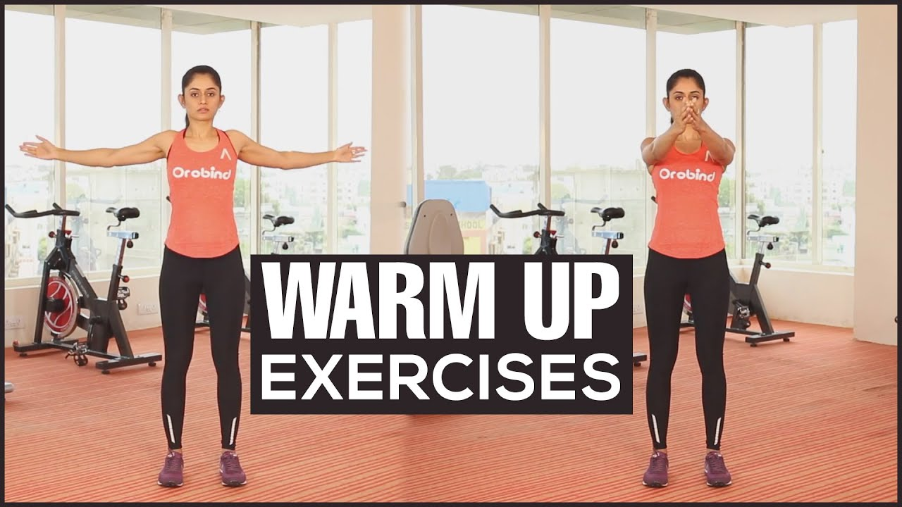 warm up excercises The amazing 3-minute warm-up this quick routine will help make your workout even more effective by jen ator november 15, 2013 subscribe x close.