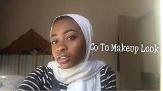 Go to makeup look   Asmaah Haqq