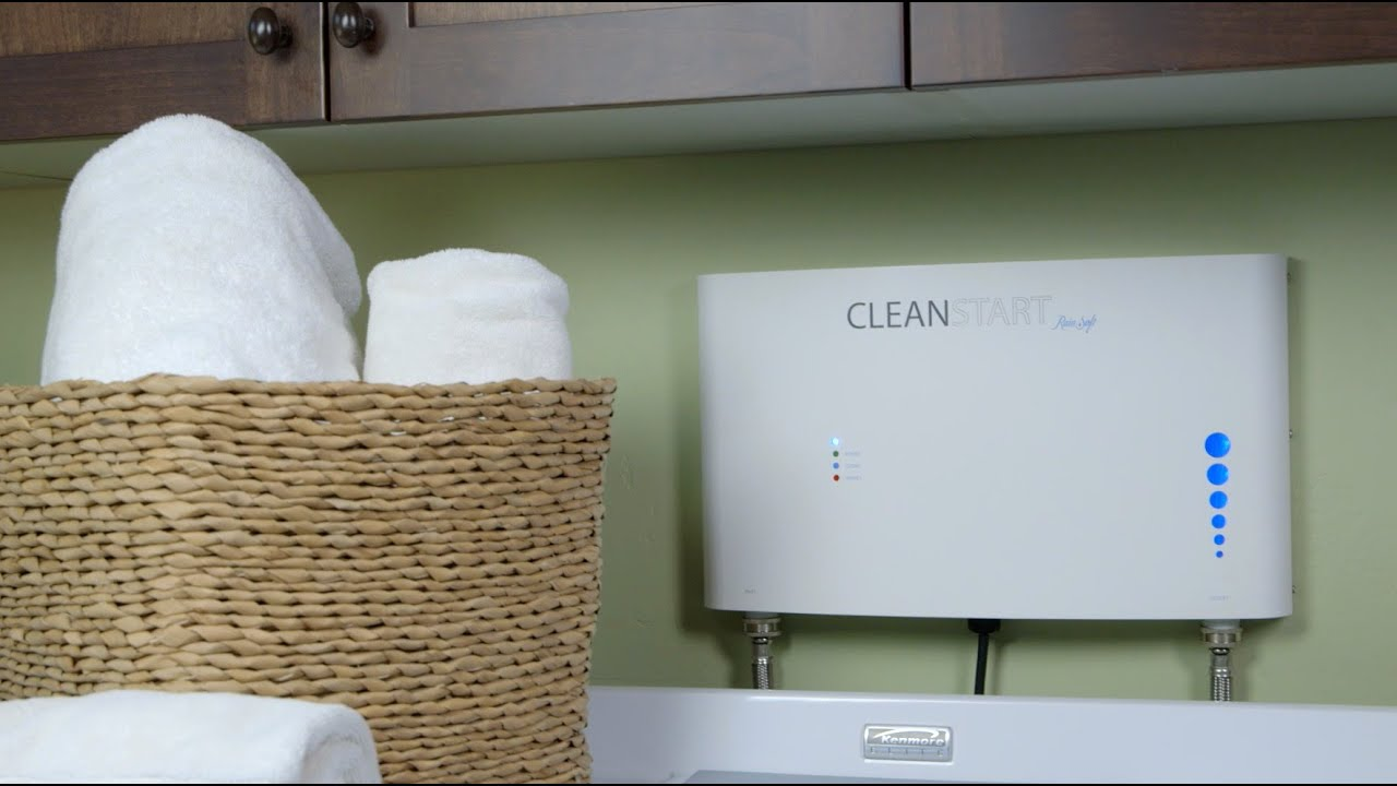 Cleanstart The Innovative Detergent Free Way To Do Laundry Youtube