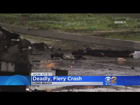 2 Young People Killed In Long Beach Crash