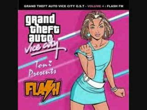 GTA VC Flash FM Buggles   killed the radio star