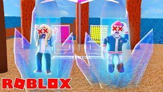 WE RUN IN THE HIDDEN EIS FALLE!! - Roblox