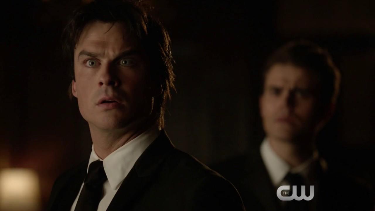 The vampire diaries final 8x16 teaser damon y elena for Damon y elena