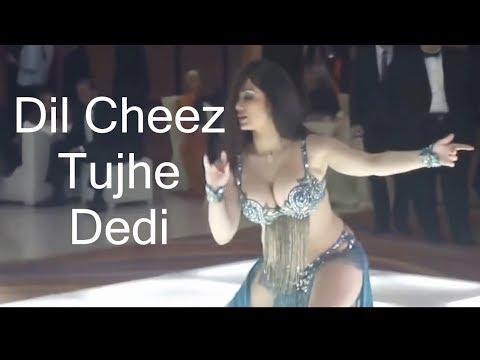 Belly Dance || Dil Cheez Tujhe Dedi | AIRLIFT |  Best Belly Dance