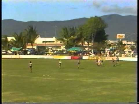 Central Vs Port Douglas 1990 AFL Grand Final AFP Cairns 1 of 4