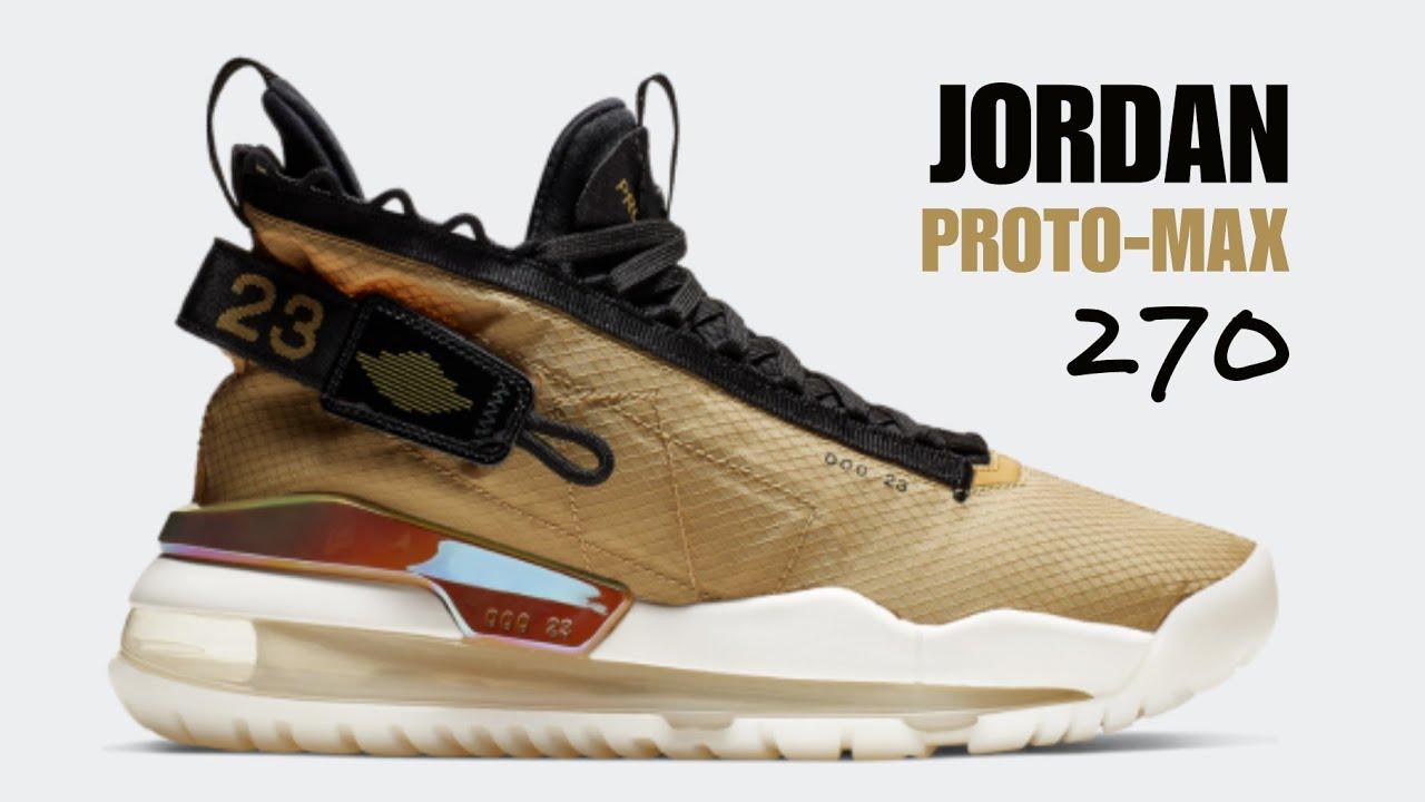 JORDAN Proto Max 720 Club Gold CLOSER