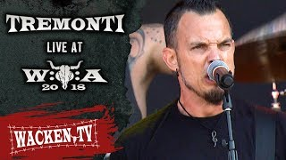 Tremonti - 3 Songs - Live at Wacken Open Air 2018