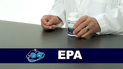 Anxiety and Depression:  EPA