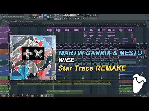 Martin Garrix & Mesto - WIEE (FL Studio Remake + FLP)