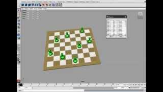 8 Queens Algorithm (nondeterministic AI)