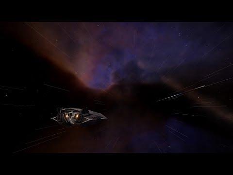 Elite Dangerous: Witch Head Nebula y final del viaje
