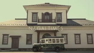【 NAGAI TIMES 】 ロンドンタクシーれとろん