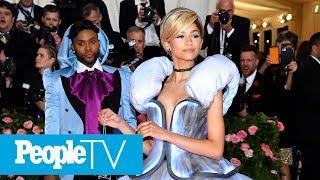 Zendaya Has A Cinderella Moment On The 2019 Met Gala Red Carpet | PeopleTV