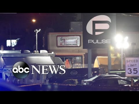 Pulse nightclub 911 calls
