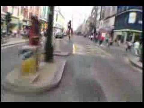 London Calling -  Bike Messengers Race [sent 63 times]