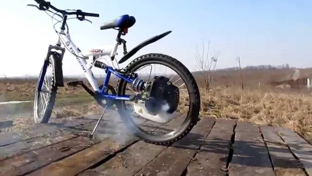 Двигатель снегоход буран, четырехтактный Лифан - YouTube