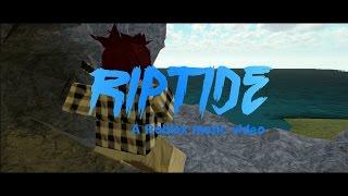 Vance Joy - Riptide | Roblox Music Video